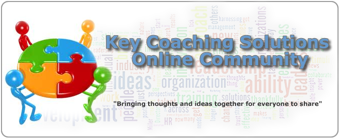Key Coaching Solutions Blog